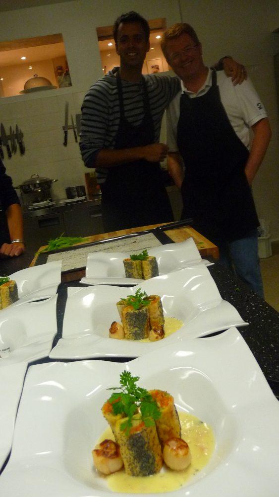 Cours de cuisine pour particuliers et entreprises - Cours de cuisine amateur ...
