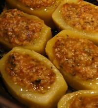 Pommes bohémiennes