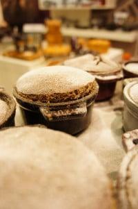 Soufflé au chocolat cocotte STAUB