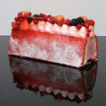 BÛCHE COOKING4U - Velours fruité